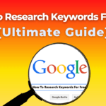 How To Research Keywords For Free USA 2021