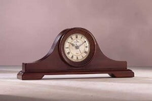 Miniature Mantle Clock