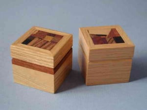 Small Wooden